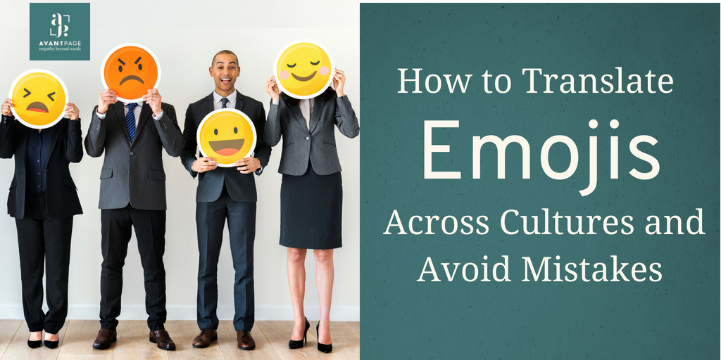 How To Translate Emojis Across Cultures And Avoid Mistakes