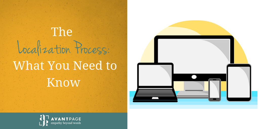 The Localization Process: What You Need to Know